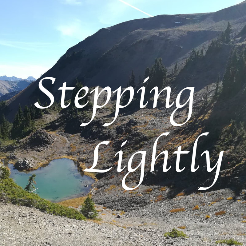 Stepping Lightly